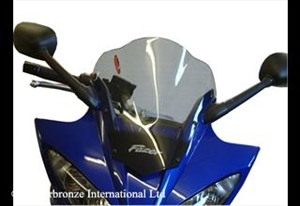 Picture of AIRFLOW SCREENS - FZ6 S2 07-09