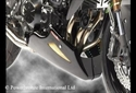 Picture of POWERBRONZE BELLY PAN Z750 2004-2011/Z1000 2003-2009 CARBON LOOK